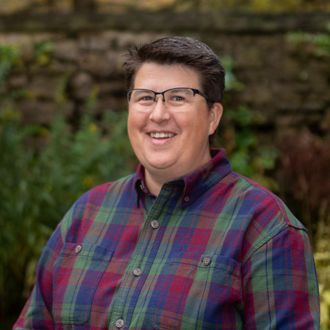 Kristy Morley, Senior Naturalist%